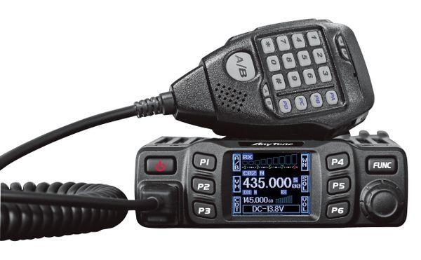 Anytone AT-778UV Dualband 2M/440MHz Mobile Radio