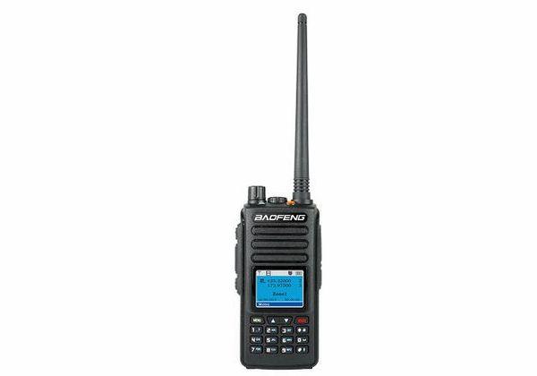Baofeng DM-1702 GPS Dual-Band DMR/Analog 2m/70cm