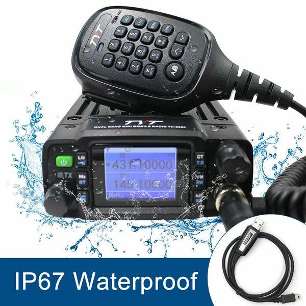 TYT TH-8600WP Dual Band 25 Watt Water-Resistant Mobile Radio