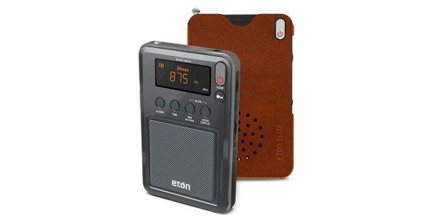 Eton Elite Mini AM/FM/Shortwave Radio Receiver