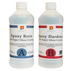 Epoxy Resin Kit 32 oz ( 16 oz Resin and 16 oz Hardener )