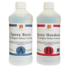 Epoxy Resin Kit 16 oz ( 8 oz Resin and 8 oz Hardener )