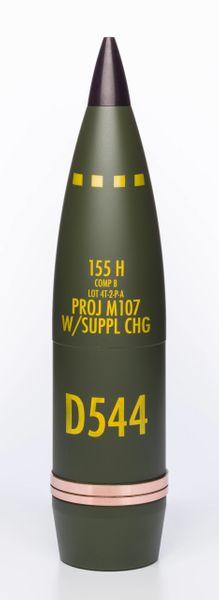 Mini M107HE round
