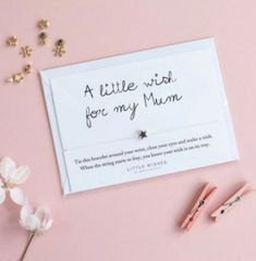 A Wish for Mum