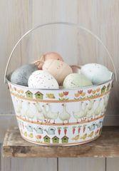 Easter Goose Tin