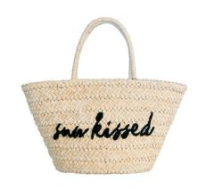 Sun kissed Beach Bag