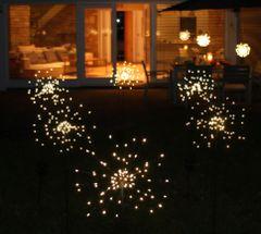 Solar Starburst Lights