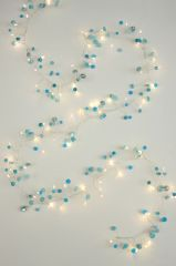 Blue Azure Fairy Lights