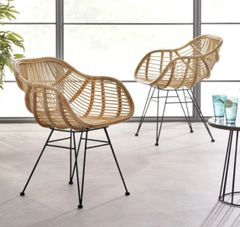 The Bowen Dining Chairs (pair)