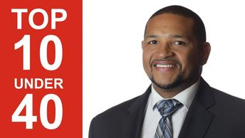 Healthcare Security Leader Brine Hamilton Top 10 Under 40