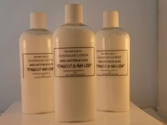 Tobacco Bay Leaf Shea Butter & Aloe Lotion