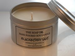 Blackberry Sage Soy Candle 8 oz