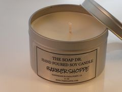 Barber Shoppe Soy Candle 8 oz