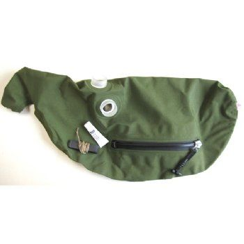Left-Handed Canmore Zipper Bag