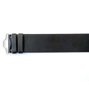 "GM Plain Hide Kilt Belt 2-1/4"" Wide"