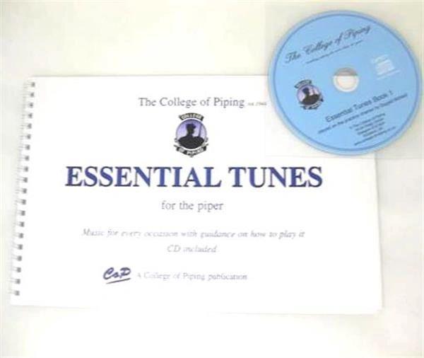 Essential Tunes Book & CD