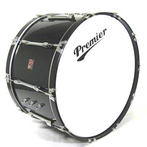 Premier Bass 26 x 10 - Black