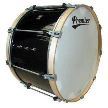 Premier Bass 28 x 18 Professional - Black