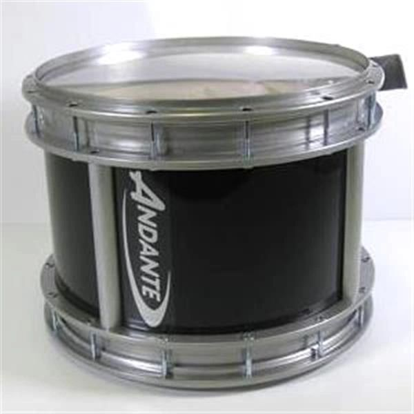 "Andante Tenor 16""x12"" Tenor Drum - Chromescent Metalwork"