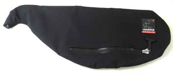 Canmore Zipper Bag - No Holes - SMALL