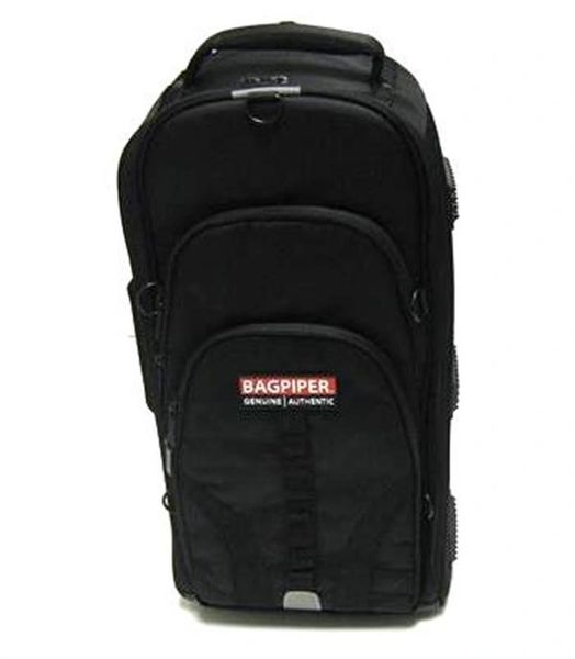 Explorer Bagpiper Case - Black