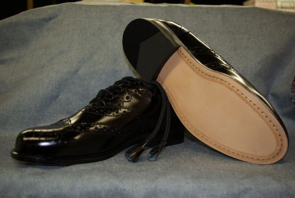 Avriel Dress leather Sole Brogue