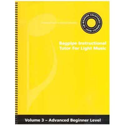 BAGPIPE SOLUTION BOOK 3