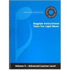 BAGPIPE SOLUTION BOOK 5
