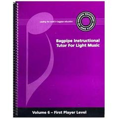 BAGPIPE SOLUTION BOOK 6