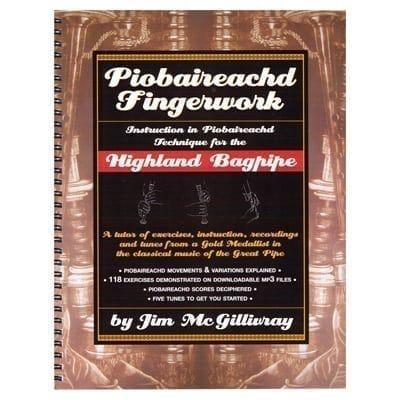 PIOBAIREACHD FINGERWORK