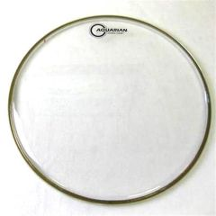 Aquarian 14 inch clear classic drum head