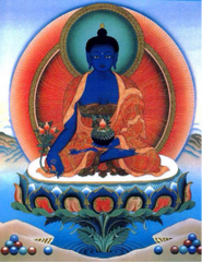 Medicine Buddha Healing Dharma Workshop