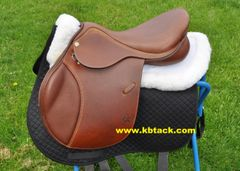 ECP deluxe sheepskin shimmable half pad