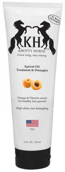 Knotty Horse Apricot Oil Treatment & Detangler