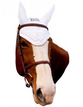 Equine Couture Fly Bonnet