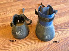 Davis hoof boots
