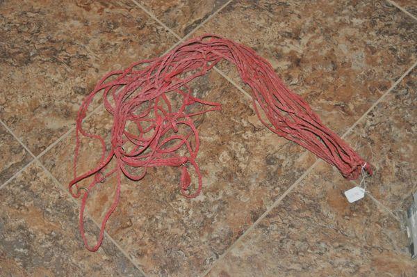 used hay net