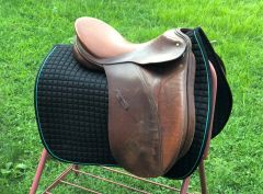 "16"" Passier dressage saddle"