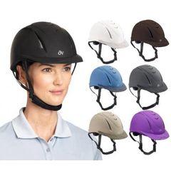 Ovation Deluxe Schooler helmets