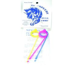Speedy pull thru braiding tool