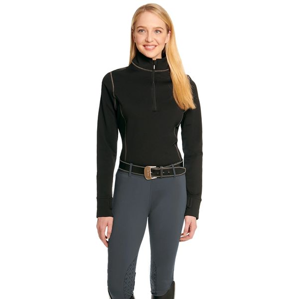 Ovation Equinox™ 3-Season Knee Patch Pull-On Breech- Ladies