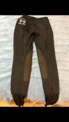 Equine Couture youth 14 winter breeches