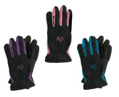 Ovation® Polar Suede Fleece Gloves - Child's