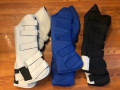 PRI shipping boots