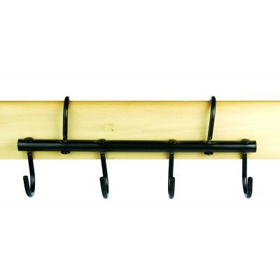 Portable Tack Bar- 4 hooks