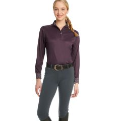 Ovation Equinox™ 3-Season Full Seat Pull-On Breech- Ladies