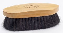 Wood Back Dandy Brush with Horse Hair-large