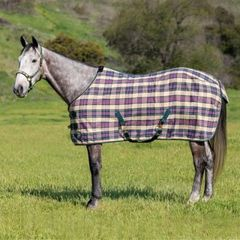 KENSINGTON SureFit® Plaid Cotton Day Sheet