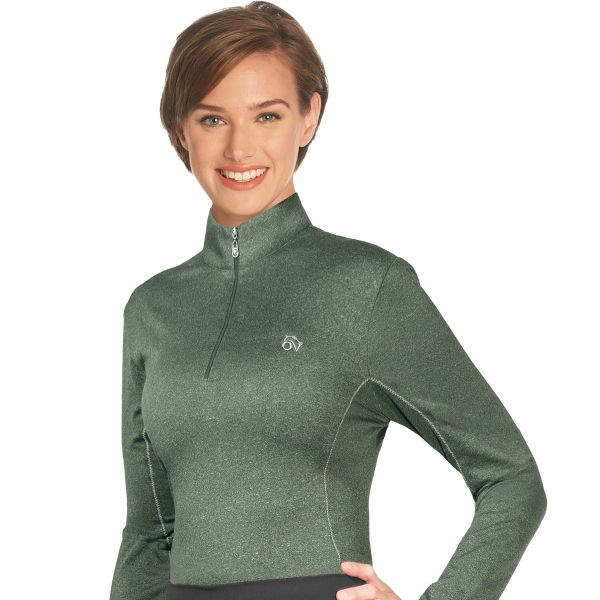 OVATION SOFTFLEX UV SPORT SHIRT- LADIES