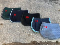 Used pads: PRI, Ovation, Cashel, Medallion, Lami-cell